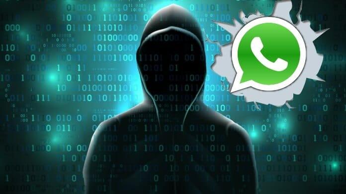 Avertisment de securitate Whatsapp