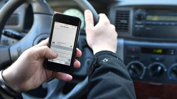 Camere detectare telefoane mobile la volan