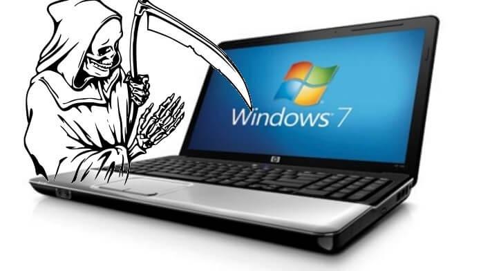 Era Windows 7 a luat sfasit