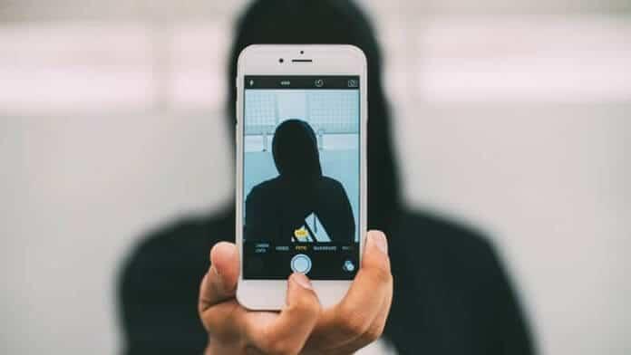 Hacker camera android