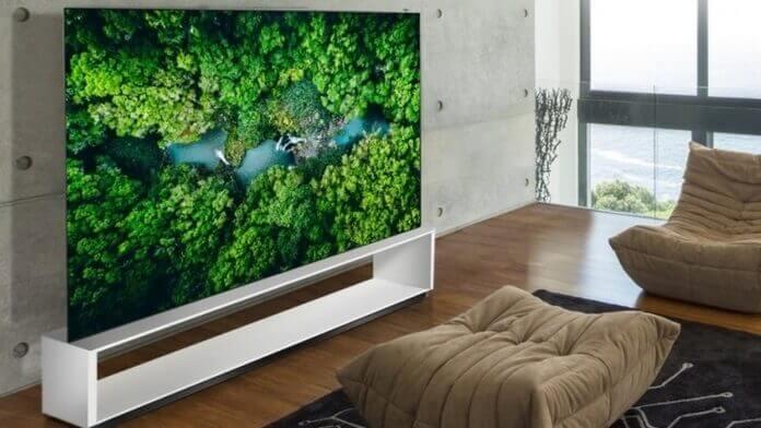 Televizoare 8K LG
