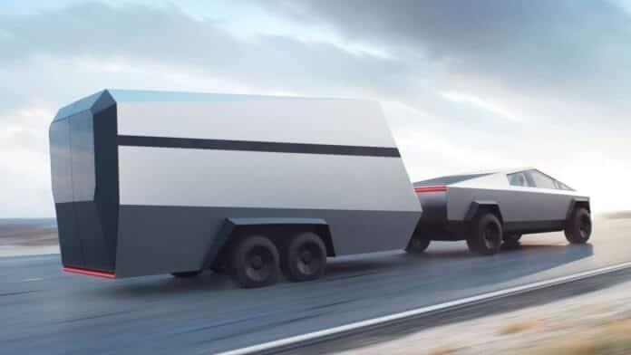Tesla Cybertruck - camioneta electrica