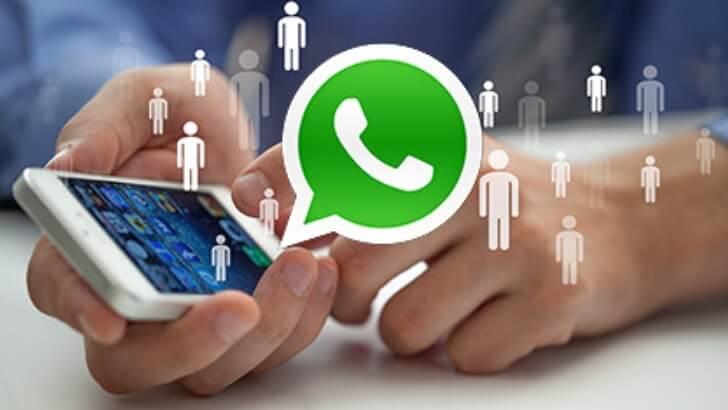 WhatsApp apel video si audio