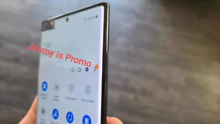 Samsung Galaxy Note 20 Ultra imagine profil