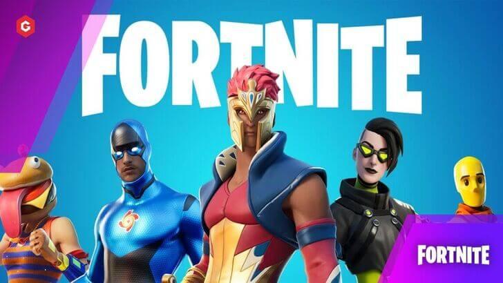 Jocul Fortnite PS5 si Xbox Series X