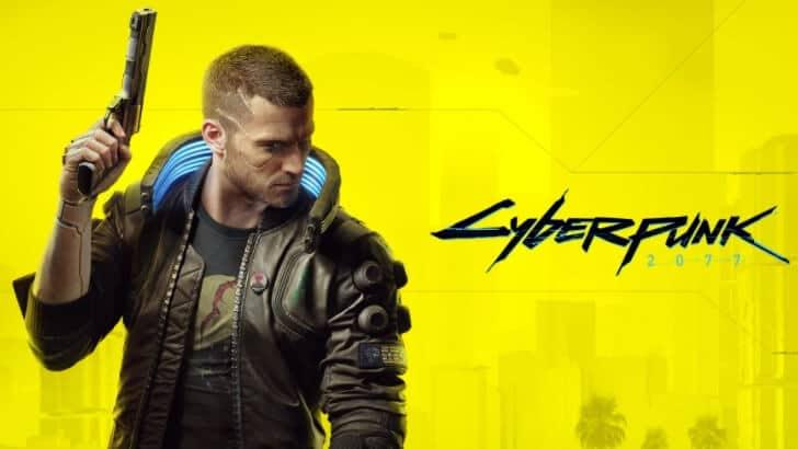 Cyberpunk 2077 consola PS5