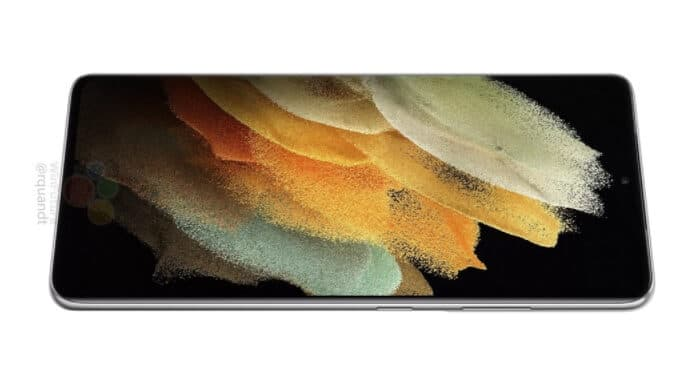 Samsung Galaxy S21 Ultra - culoare Phantom Black Display