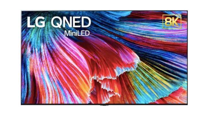 Televizoare LG QNED Mini LED