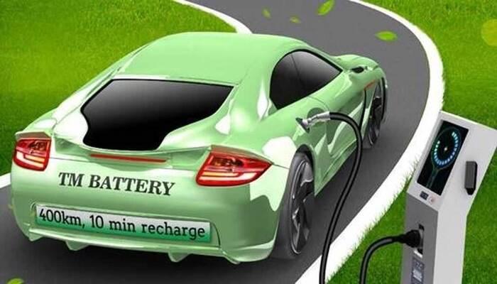 Baterii vehicule electrice