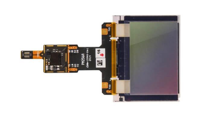 Qualcomm 3D Sonic Max - Senzor de amprenta ecran
