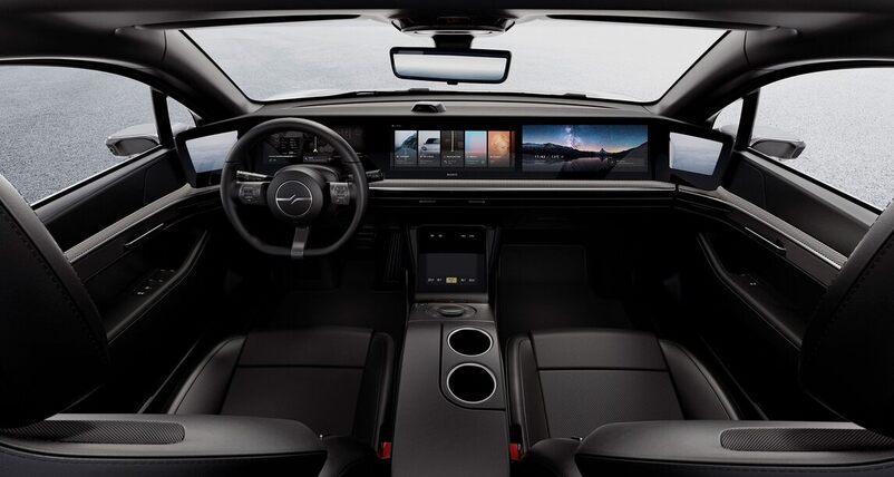 Vision-S interior 2