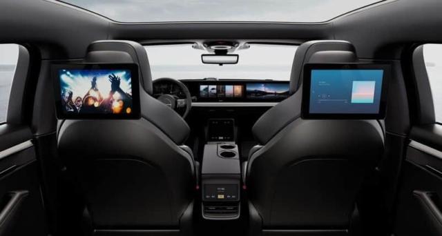 Vision-S interior 4