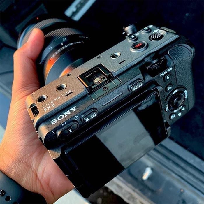 Camera foto Sony FX3