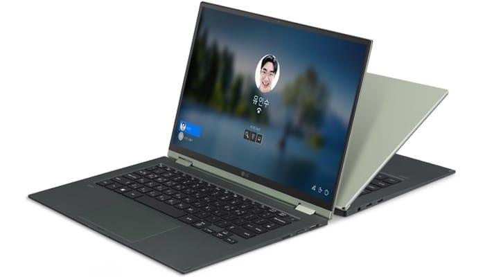 Laptop LG Gram 360