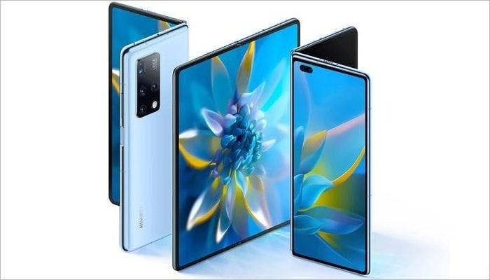 Huawei Mate X2 lansare