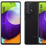 camere Samsung Galaxy A52