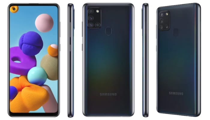 Telefoane ieftine bune - Samsung Galaxy A21s