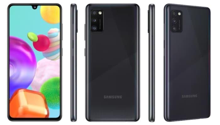 Telefoane ieftine bune - Samsung Galaxy A41