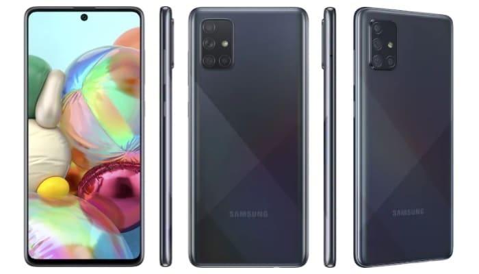 Telefoane ieftine bune - Samsung Galaxy A71