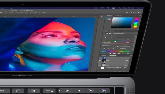 Adobe Photoshop nativ pentru Apple M1