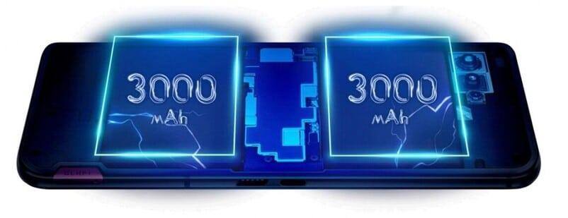 Asus ROG Phone 5 baterie