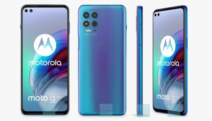 Motorola Moto G100
