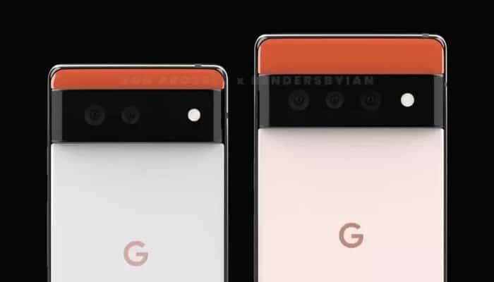 Google Pixel 6 si Pixel 6 Pro