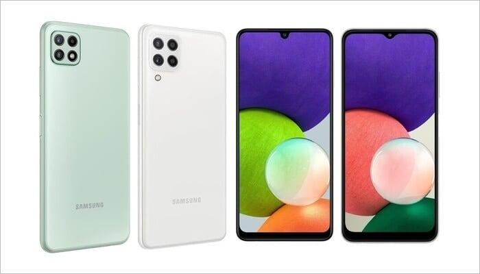 Samsung Galaxy A22 4G si 5G
