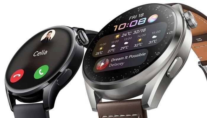 Huawei Watch 3 si Watch 3 Pro